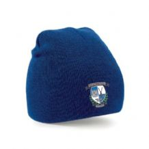 Ballynahinch Hockey Club Beanie Hat Royal Blue - 2018